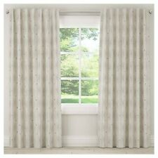 "Skyline Furniture Unlined Shibori Stripe Curtain Panel, Gray (50"" x 108"")"