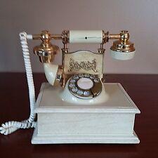 Vintage American Telecommunications Corp. Deco-Tel Phone - Model Dag 1320 W