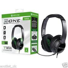 Turtle Beach Ear Force XO Xbox One S Stereo Chat Gaming Headset Headphones NEW