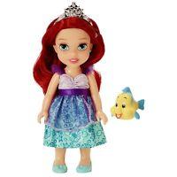 Disney Princess Petite Toddler Doll - Ariel and Flounder  *BRAND NEW*