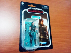 HASBRO - STAR WARS: THE MANDALORIAN - THE VINTAGE COLLECTION - VC164 - CARA DUNE