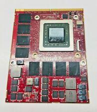 DELL Alienware M17x R2 ATI Radeon HD 4870 1GB Video Graphics