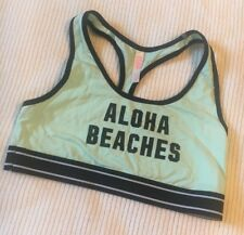 Victoria Secret Pink Aloha Beaches Sports Bra