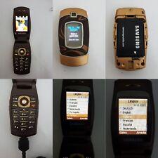 CELLULARE SAMSUNG SGH E500 GSM UNLOCKED SIM FREE DEBLOQUE