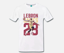 T-SHIRT MAGLIA MEME BASKET NBA  - LEBRON JAMES CAVALIERS - MITO - 1