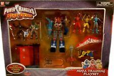 "Power Rangers Ninja Storm Power 6"" Megazord 4"" Genaral Choobo New Factory Sealed"