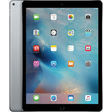 "Apple iPad Pro 9.7"" 128GB Wifi 12MP 5MP Space Grey"