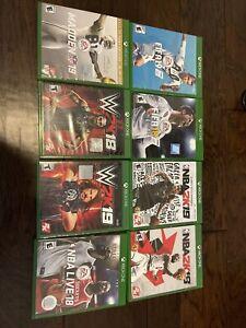 Xbox One Sports game Bundle