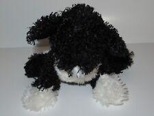 Webkinz Portuguese Water Dog Hm439 Plush Stuffed Animal Toy No Code Puppy Black