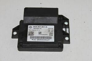 #9262 VW PASSAT B7 2014 LHD Handbrake Control 3AA907801G / 3AA 907 801 G