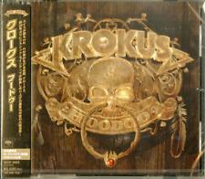 KROKUS-HOODOO-JAPAN CD F30