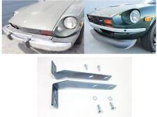 Datsun 260Z 280Z to 240Z Front Bumper Conversion Brackets kit New! (30-J8210)