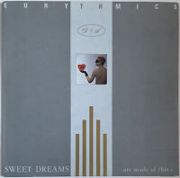 EURYTHMICS SWEET DREAMS LP RCA 1983 BILBO CUT GERMAN PRESS PRO CLEANED