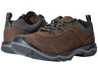 Keen Mens Men's Rialto Lace Trail Walking Hiking Outdoors Waterproof Shoes Kicks