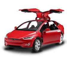 Diecast Toy 1:32 Échelle Alliage Voitures pour Tesla Toy Modèle SUV Voiture C0C2