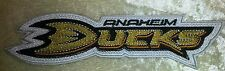 """Anaheim Ducks NHL Logo 5"""" Iron On Embroidered Patch ~USA Seller~"""