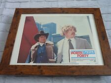 Framed Lobby card Press Promo Photo Over sized 16x12 North Dallas Forty mac nolt