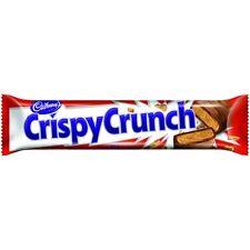 4 Cadbury Crispy Crunch Chocolate Bars Regular Size 48g Each Fresh From Canada