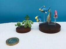 Pokemon Takara Tomy 1/40 Zukan, Yujin, Authentic, Vintage, Relicanth Cacturne +4