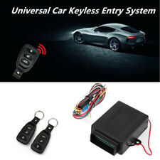 Car Remote Central Kit Door Lock Vehicle Keyless Entry System Control Universal