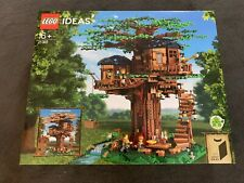 Lego Ideas Tree House 21318 BNIB sealed