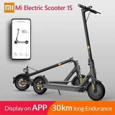Xiaomi Mi Scooter 1S Negro Patinete Electrico Hasta 25KM/H