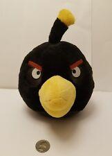 "Rovio Angry Birds Black Bomber 6"" Plush Stuffed Animal - $2.99 Shipping"