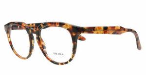 Prada Women Eyeglasses VPR13S UBM-1O1 Havana Journal 50-18-140