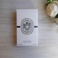 Diptyque Eau Des Sens Eau De Toilette Spray New With Box 3.4 Oz./100 ml. Sale