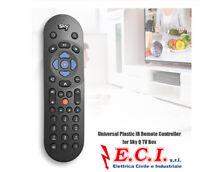 TELECOMANDO per Sky Q BOX UNIVERSALE CONTROLLER REMOTE