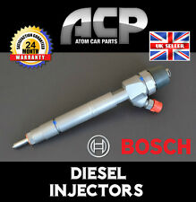 BOSCH Fuel Injector for Mercedes E, ML, S, V Class, 200, 220, 270, 20 CDI.