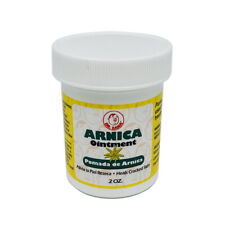 Dr Sana Arnica Ointment. Topical Analgesic & Moisturizer for Cracked Skin. 2 Oz