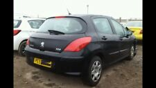 Peugeot 308 1.6 Petrol Black 2009 Breaking For Spare Parts Listing For Wheel Nut