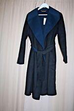Diane von Furstenberg Women's Melanie Wrap Coat, Medium $598 Retail NWT