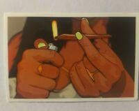 Pot Marijuana Blunt Smoking Vinyl Decal Sticker ipad laptop Skate Skateboard