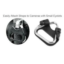 8x Camera Strap Triangle Split Ring Adapter+Caps For Fuji Sony Universal Ca Top