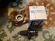 OMC Johnson Evenrude Shaft Gear & Bearing 980481 Original Stock