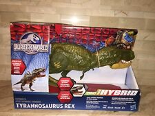 JURASSIC WORLD TYRANNOSAURUS REX DINO HYBRID WITH SOUND