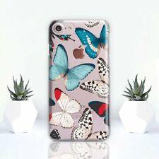 Mariposa iPhone XR caso animal iPhone 7 8 Plus cubierta colorida iPhone 11 Pro Max