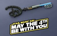 Star Wars May the 4th Be With You Collectible Key IN HAND ***Ships Free***