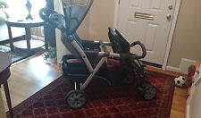Chicco Two-Child Double Stroller: Great condition!
