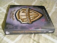 You Must Remember This Warner Bros.Studios 2008 Richard Schickel/George Perry HB