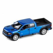 Ford Raptor F-150 Pickup Truck 1:32 Scale Model Car Diecast Toy Kids Gift Blue