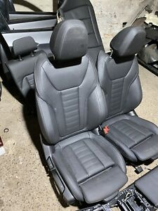 Bmw 3 Series G20 Leather Seats Saloon