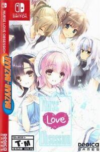 Nurse Love Obsession Switch Usa version