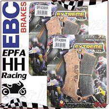 PASTIGLIE FRENO ANTERIORE EBC RACING EPFA388HH HONDA XL V TRANSALP ABS 700 2011