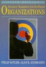 Strategic Marketing for NonProfit Organizations (5th Edition)