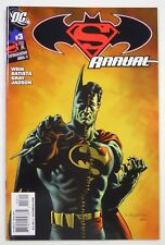 DC Comics Superman/Batman Annual #3 (2009)