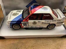 1:18 Solido BMW M3 E30 DTM Champion Ravaglia 1989 NEU und OVP