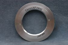 M42 LENS TO CANON AF BODY ADAPTER - JAPAN